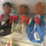 marionnettes personnalités vintage Gironde