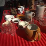collection cendriers et pichets de bar vintage velines broc'a puces