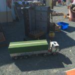 broc'a puces velines camion jouet maquette vintage velines 24