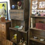caisses bois vintage meuble épices meuble métiers dordogne