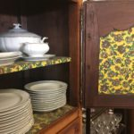 vaisselle vintage service 24