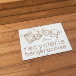 enseigne recyclerie bergeracoise