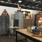 meuble indus Salon des antiquaires bordeaux lac 2018