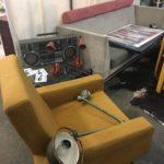 fauteuil scandinave Salon des antiquaires bordeaux lac 2018