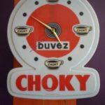 Horloge lumineuse buvez Choky