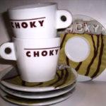 Choky tasses motifs safari