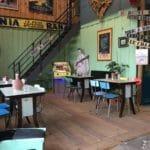 le coin brasserie vintage Entrepot St Germain Bordeaux