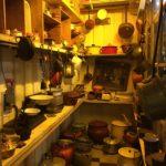 le coin des cocottes et pots emaillés vintage entrepot St Germain Bordeaux