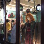 vitrine art déco casino vintage friperie Entrepot St Germaine Bordeaux 33