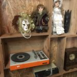 Emmaus Bordeaux Darwin platine vinyl orage seventies