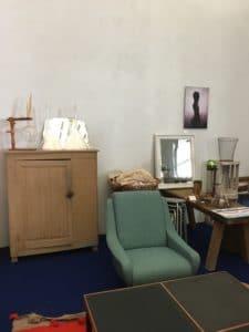 bazar boca fauteuil vintage