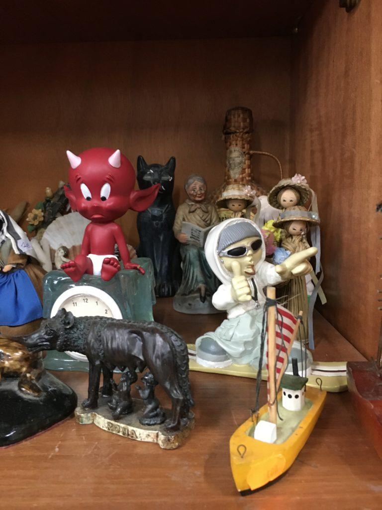 statuettes ado Emmaus Bazas