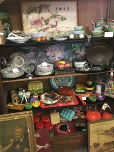 le coin vintage chez JAC Brocante à Bouliac
