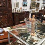 village antiquité brocante Rauzan meuble rustique