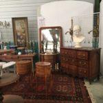 village antiquité brocante Rauzan mobilier ancien