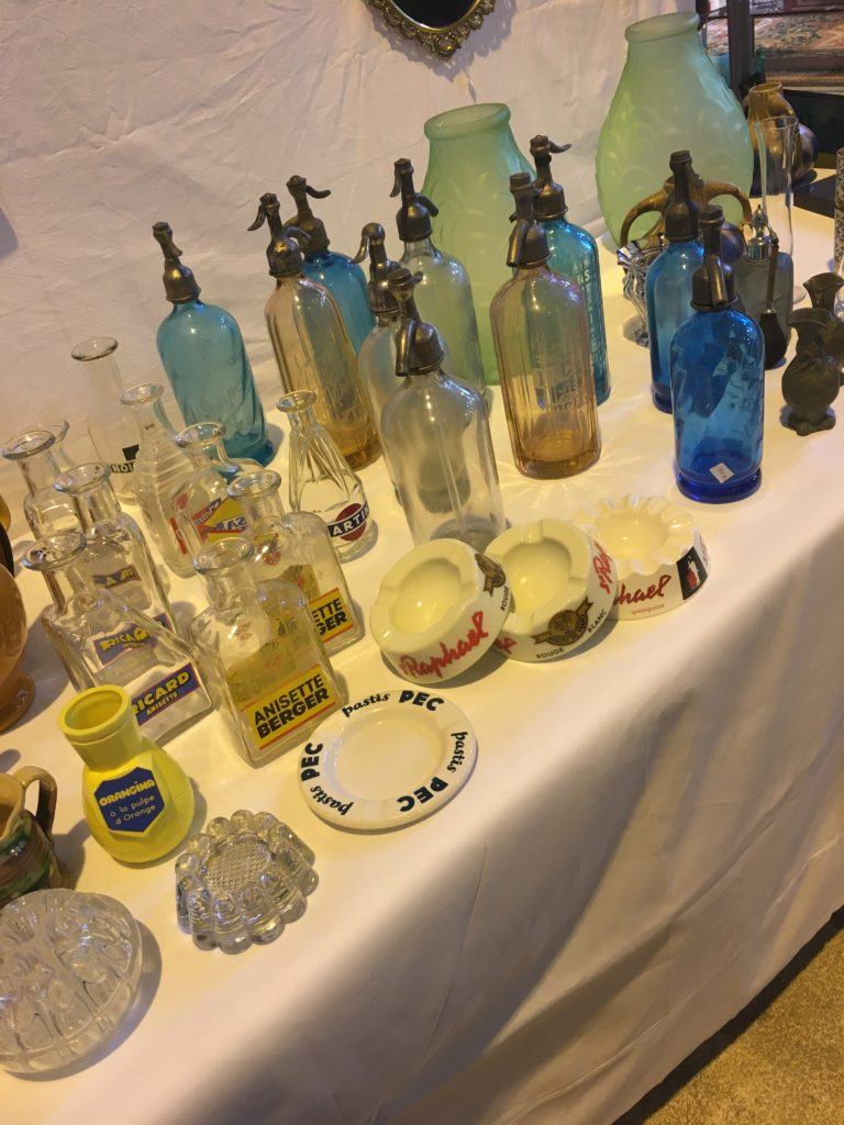 evenement brocante Libourne limonadier vintage