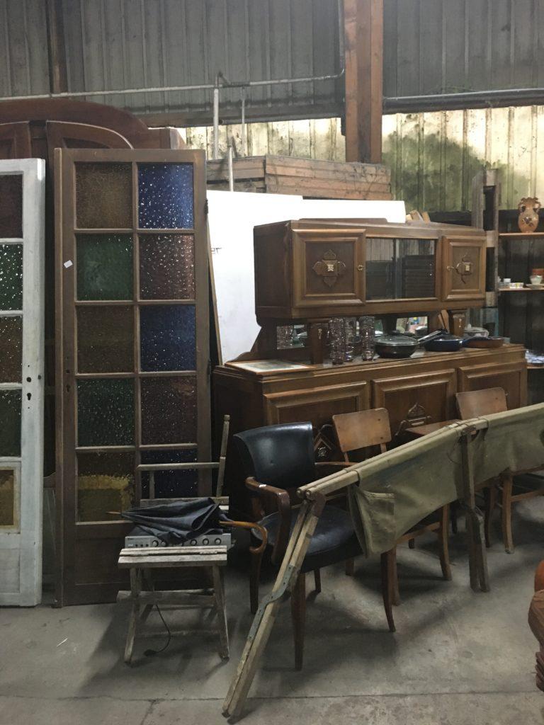 Les maillons du coeur recyclerie noaillan le coin des meubles et portes vintage