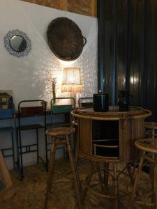 Bazar vagabond brocante meuble metal etrotin Bouliac près de Bordeaux