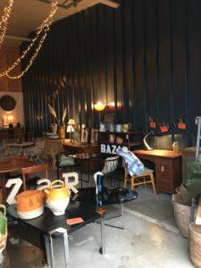 Bazar vagabond brocante professionnelle ouverte sur rdv à Bouliac