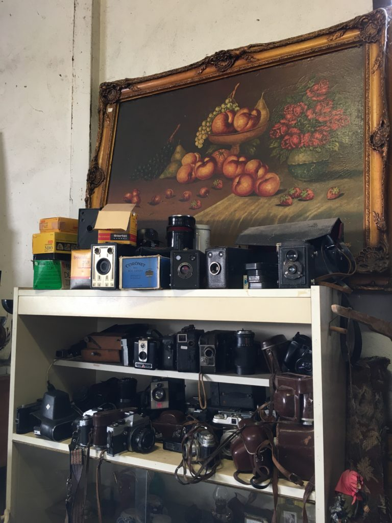 brocante andernos les bains appareils photo vintage anciens
