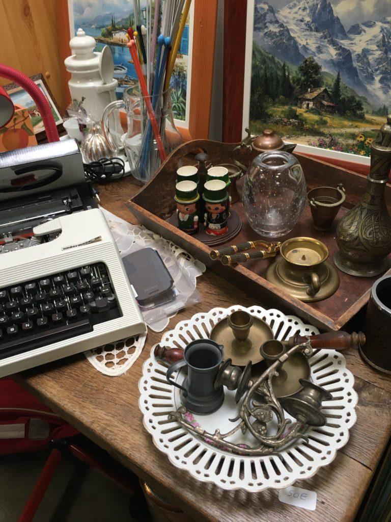 machine à écrire vintage Langon