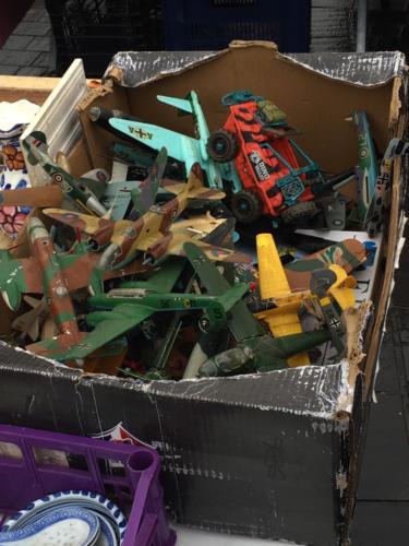 petits avions jouets rétro collectionneur
